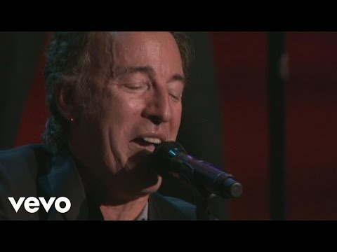 Bruce Springsteen - American Land (Live tour Video)