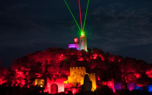 2013-09-03-Veliko-Tarnovo-Lightshow