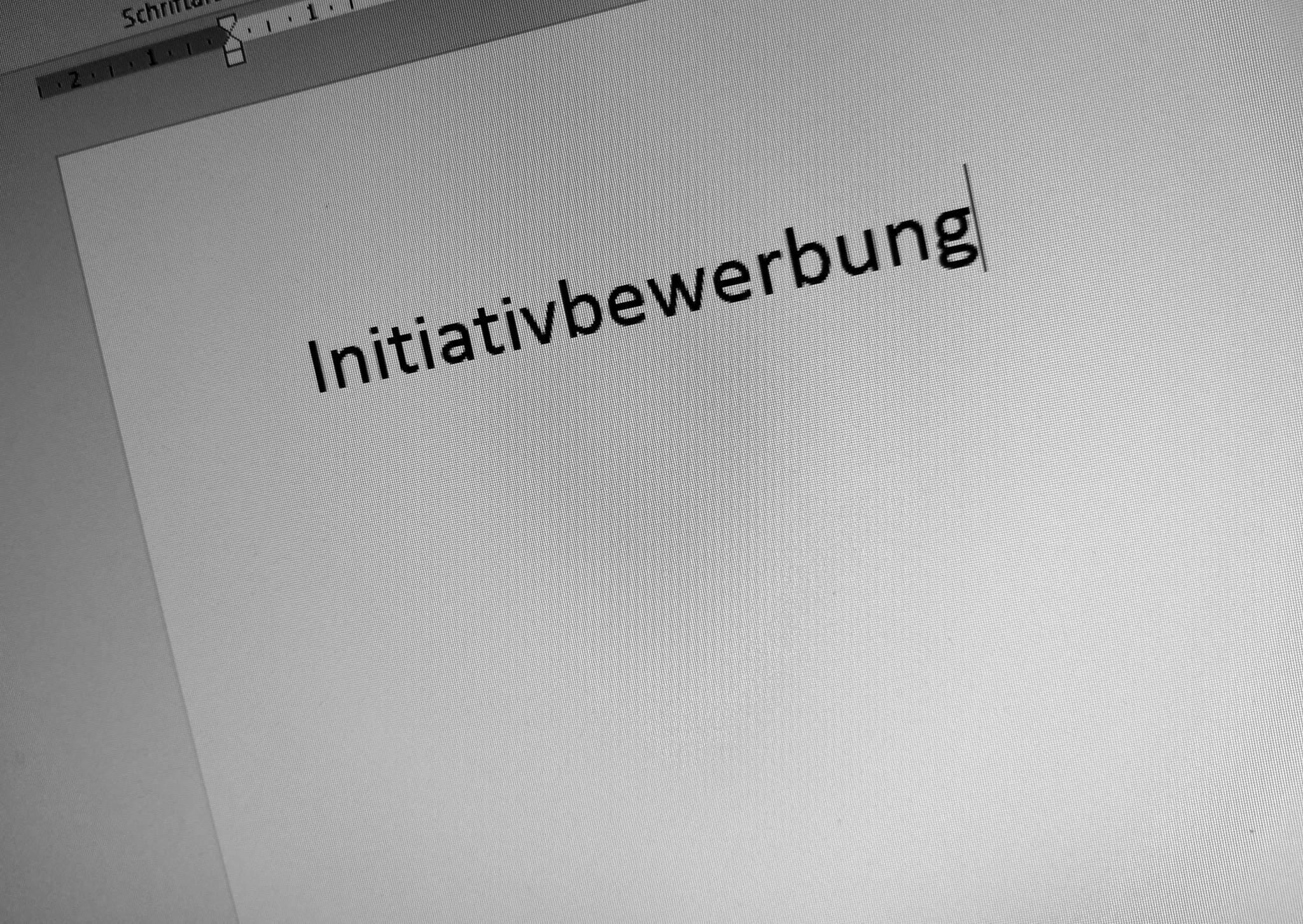 initiativbewerbung-online